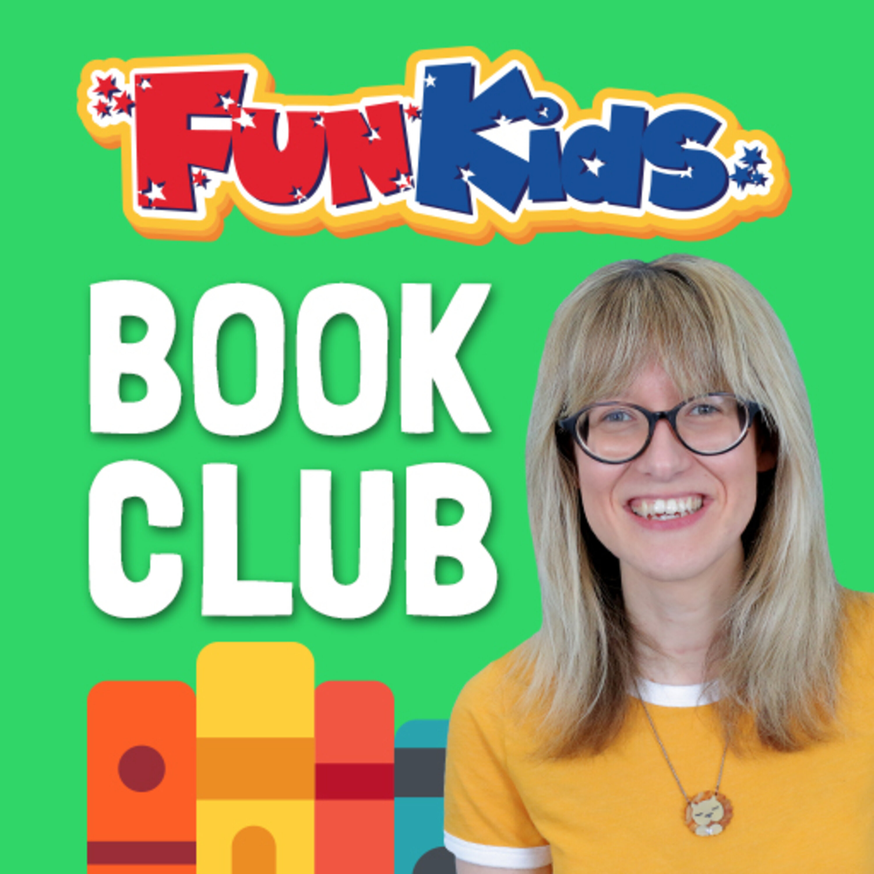 Hear the Book Club for Kids podcast from USA!