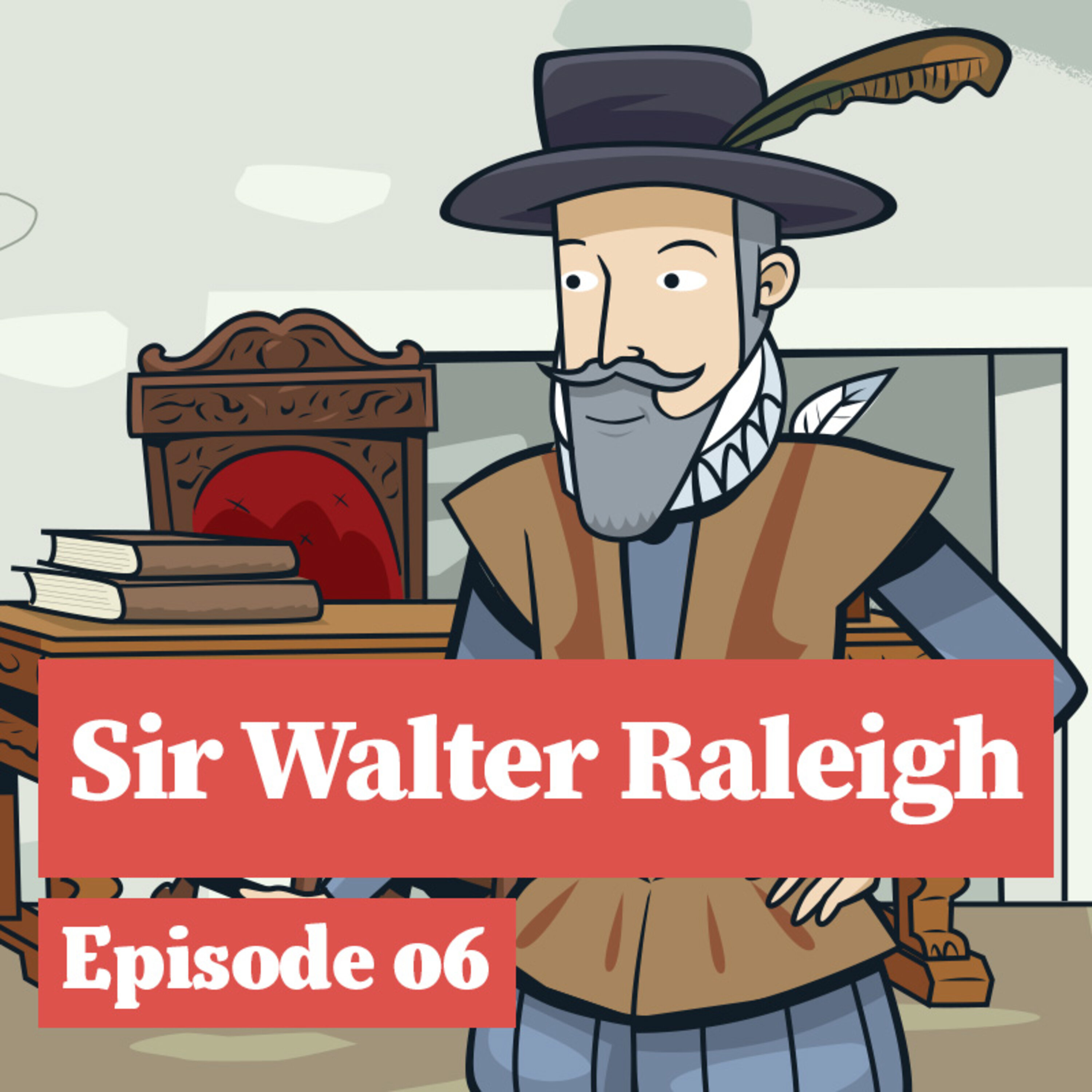 Sir Walter Raleigh and secret marriages