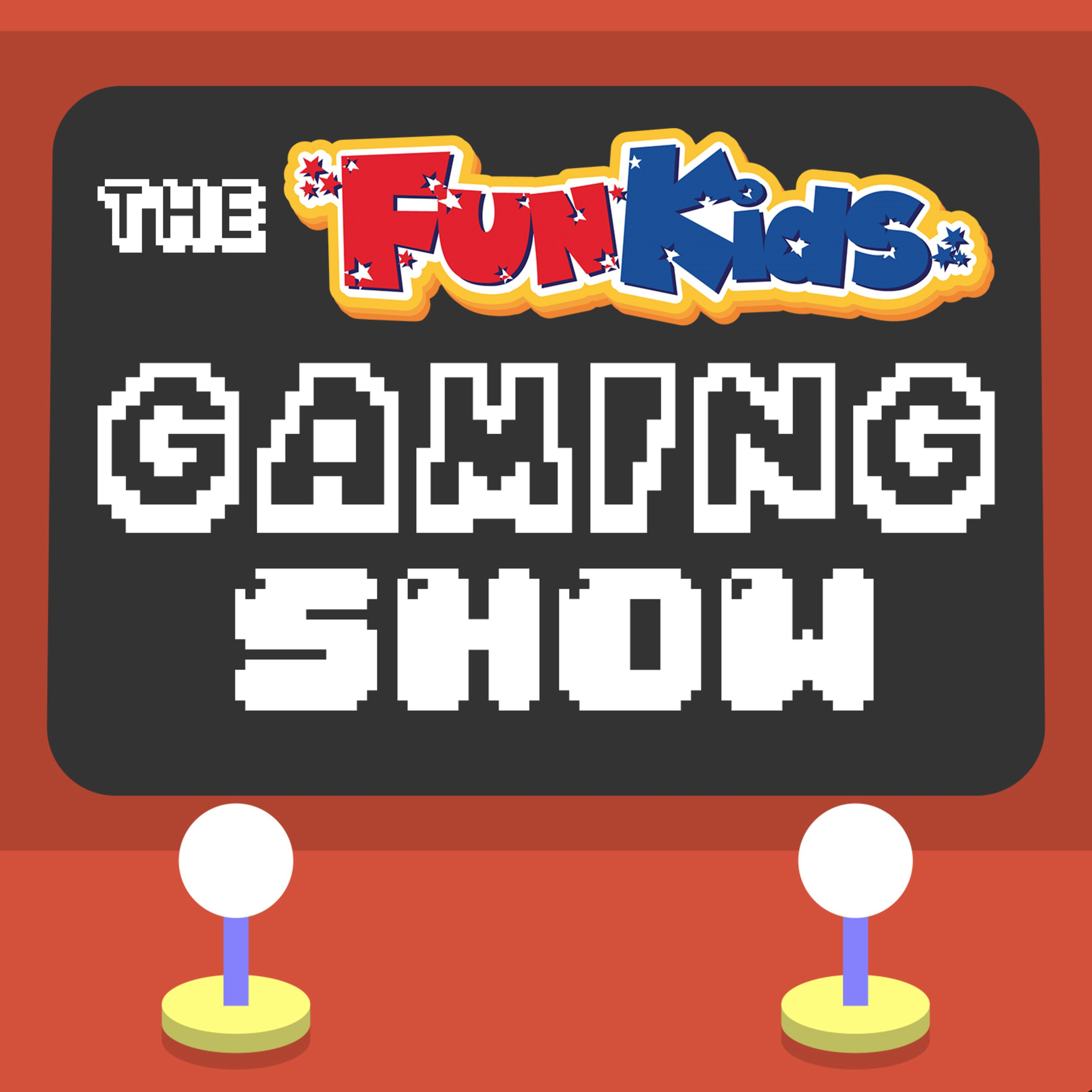 Xavier Woods Joins Sean On The Gaming Show!