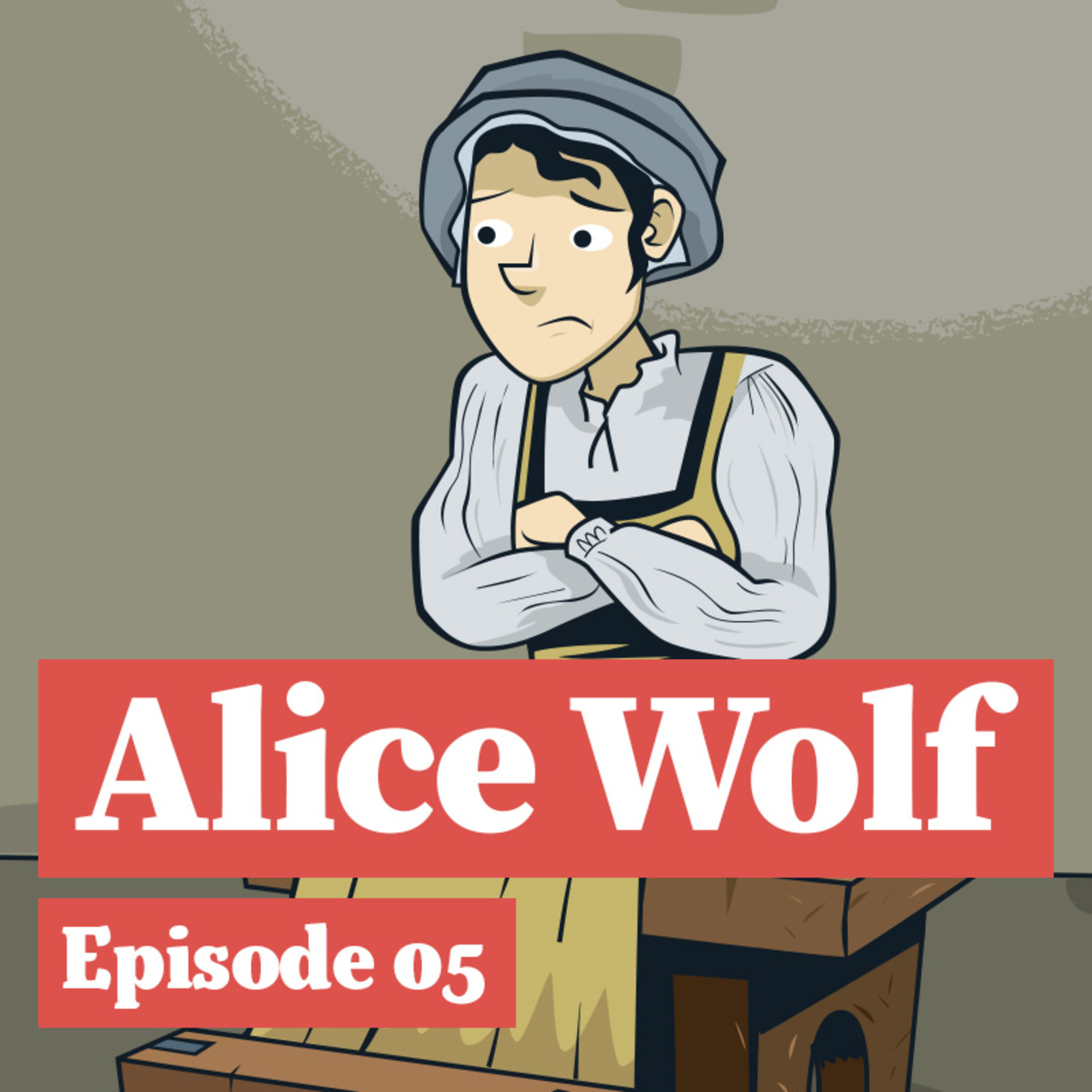 Alice Wolf and The Pirate's Gallows