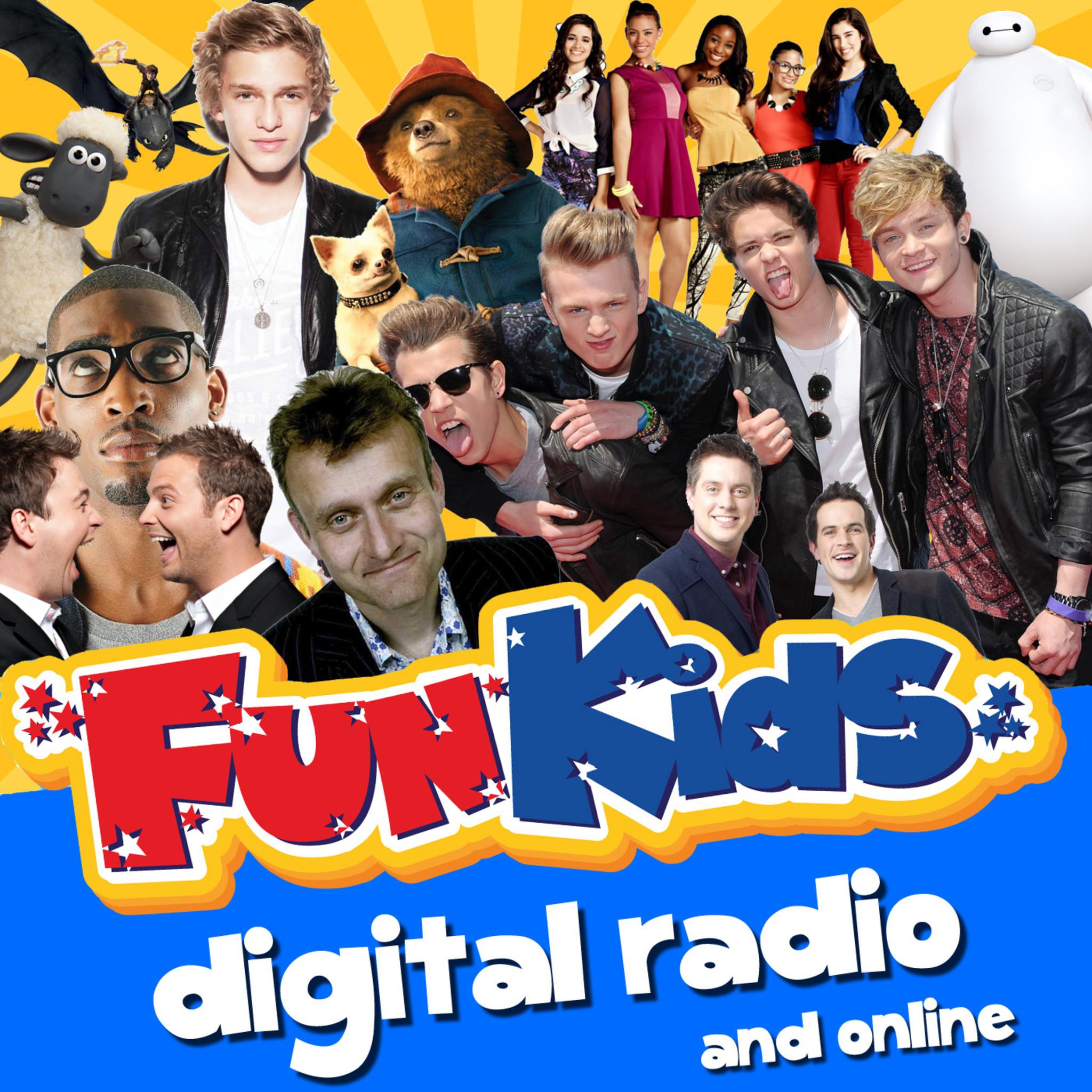 Little Mix on Fun Kids