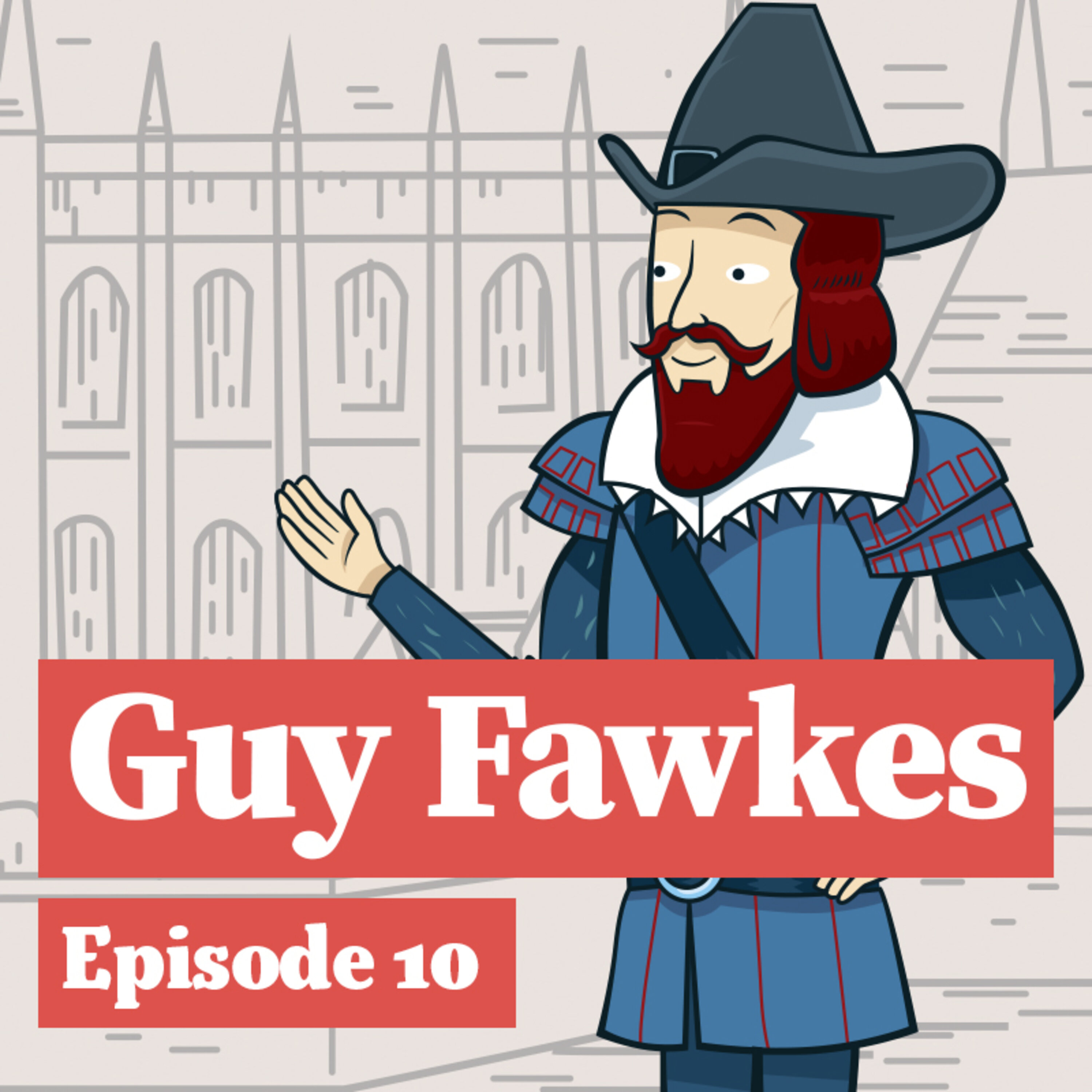 Guy Fawkes: The Tower's most infamous prisoner!