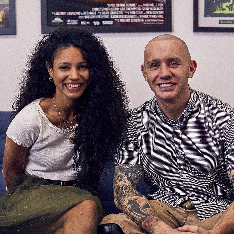 Vick and Shaun
