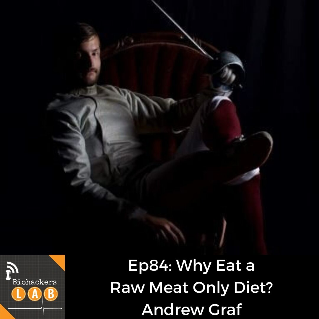 Why Eat a Raw Meat Only Diet? • Andrew Graf