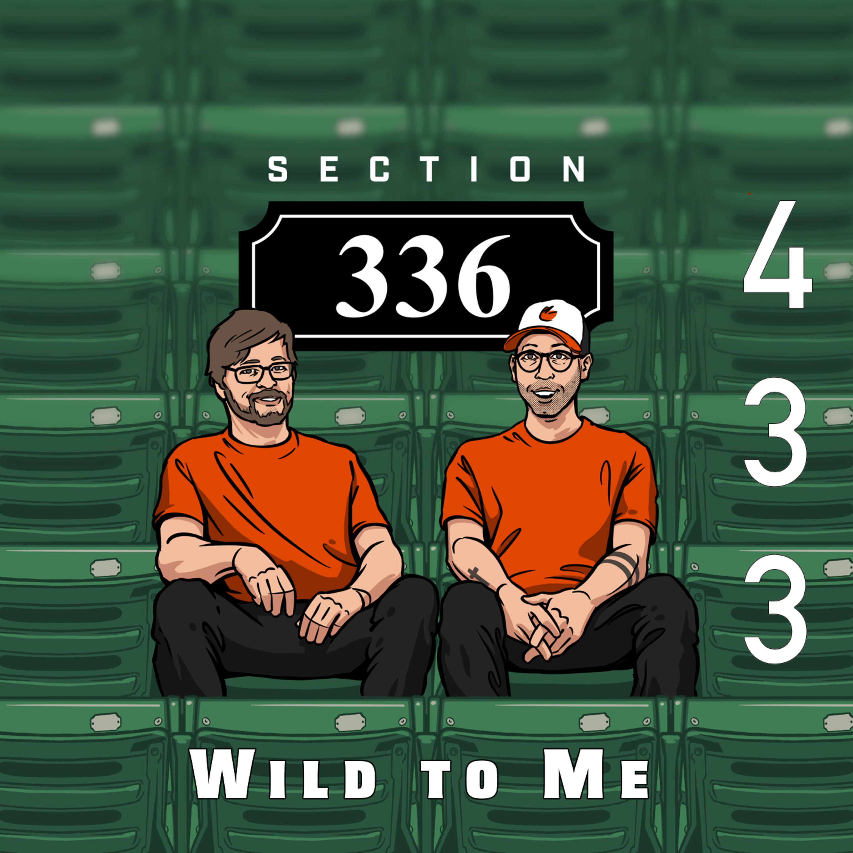 Pod 433 : Wild to Me