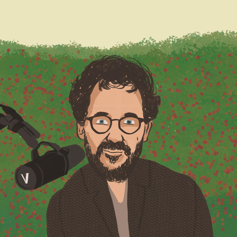 #69: Peter Römer, tv-producent en schrijver (Met Groenteman in het nieuwe normaal)