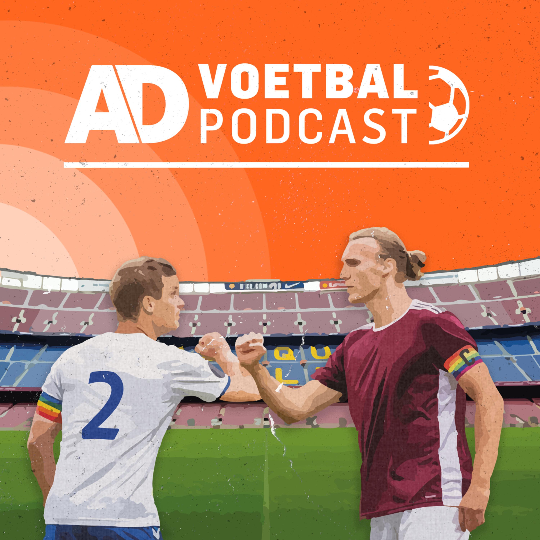 S3E91: EK Podcast: 'Frank de Boer heeft een gouden pik'