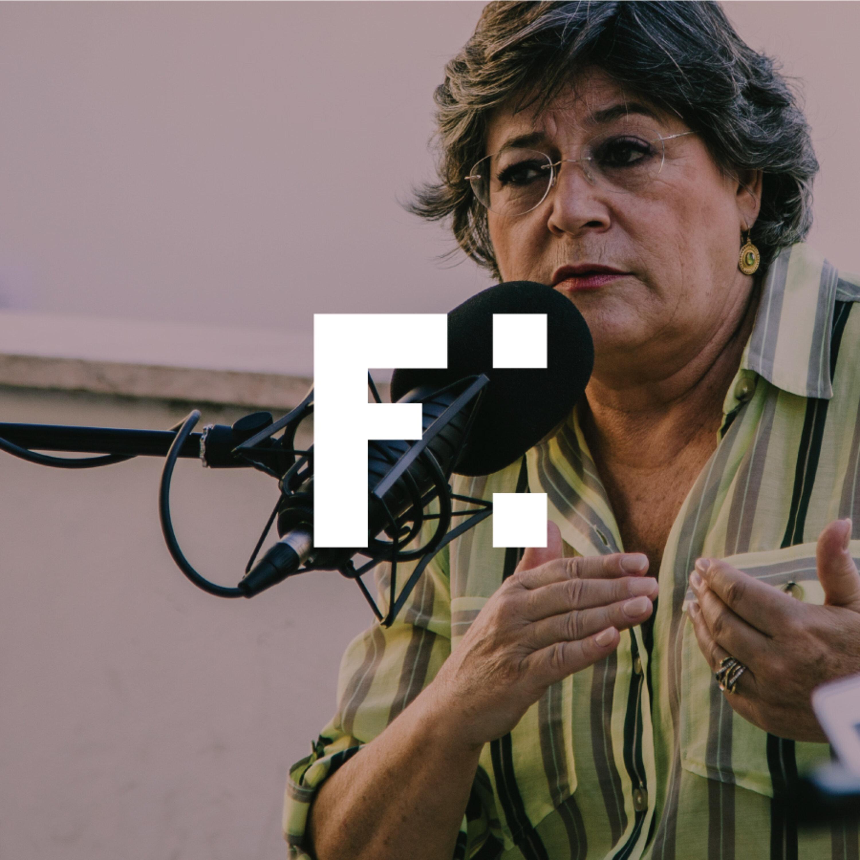 Legislativas 2019: Ana Gomes sobre corrupção e transparência (É Apenas Fumaça)