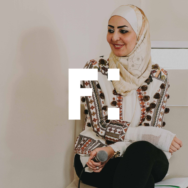 [Ao Vivo] Ghalia Taki sobre integração de refugiados (É Apenas Fumaça)