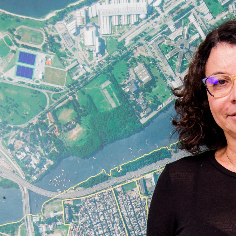Eliana Sousa Silva sobre Marielle Franco e o complexo de favelas da Maré no Rio de Janeiro (É Apenas Fumaça)