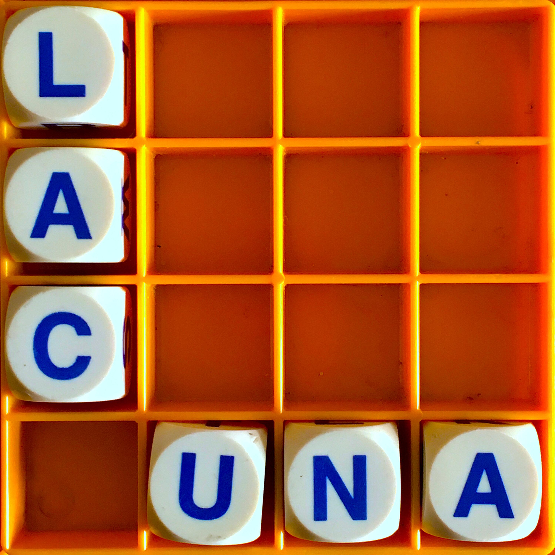134. Lacuna