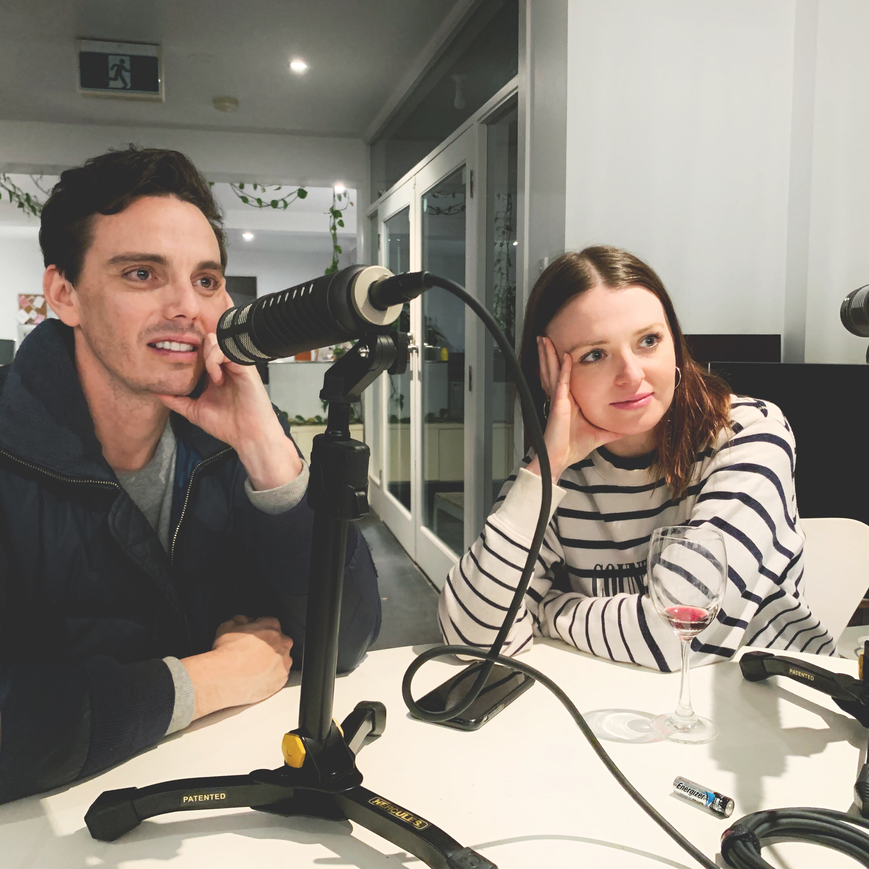 Ben Mathews & Charlotte Chimes - Creative connections