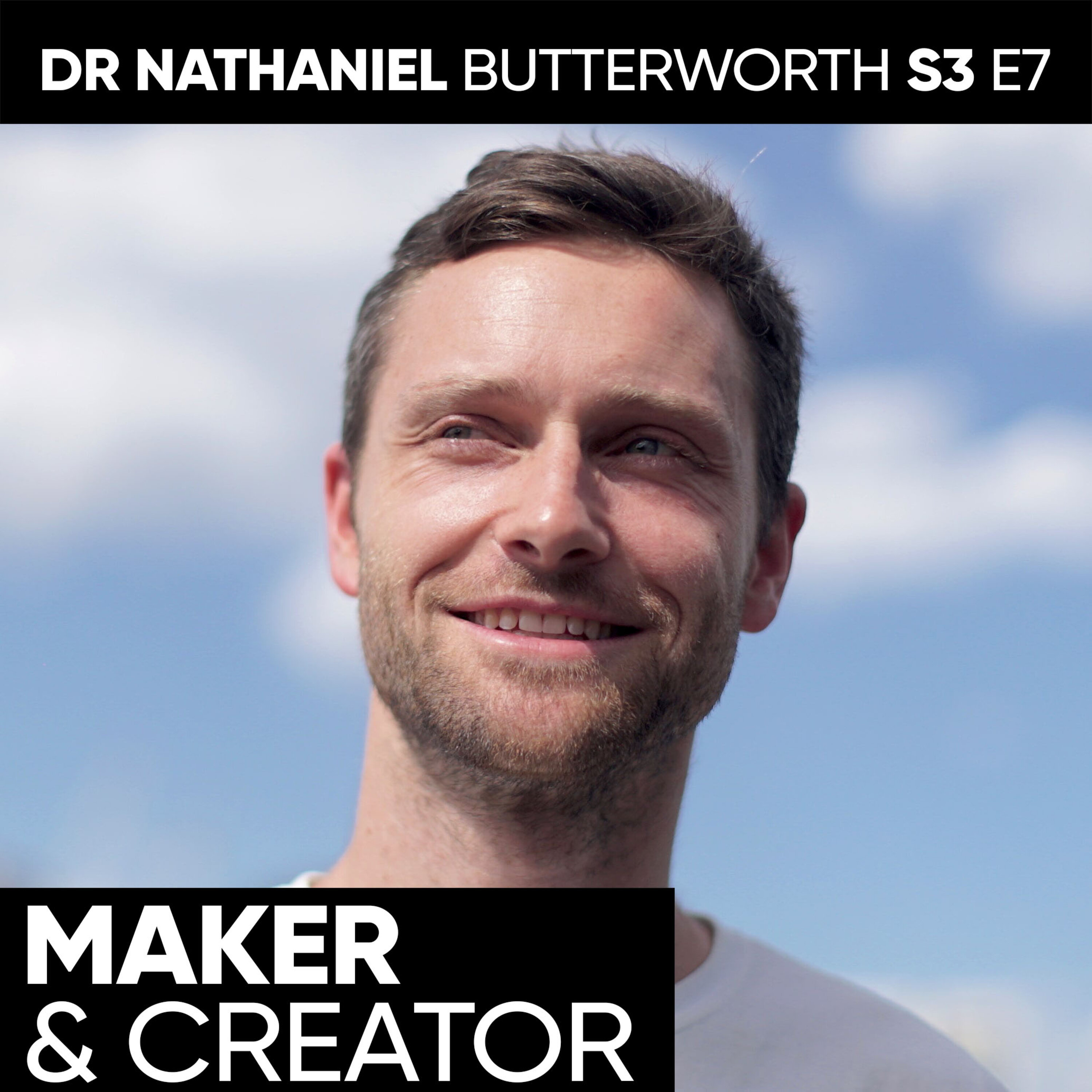 Creativity, science & space with Dr Nathaniel Butterworth