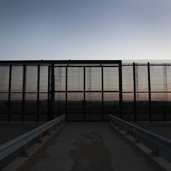 Migrant caravan heading to the southern border as Biden takes office