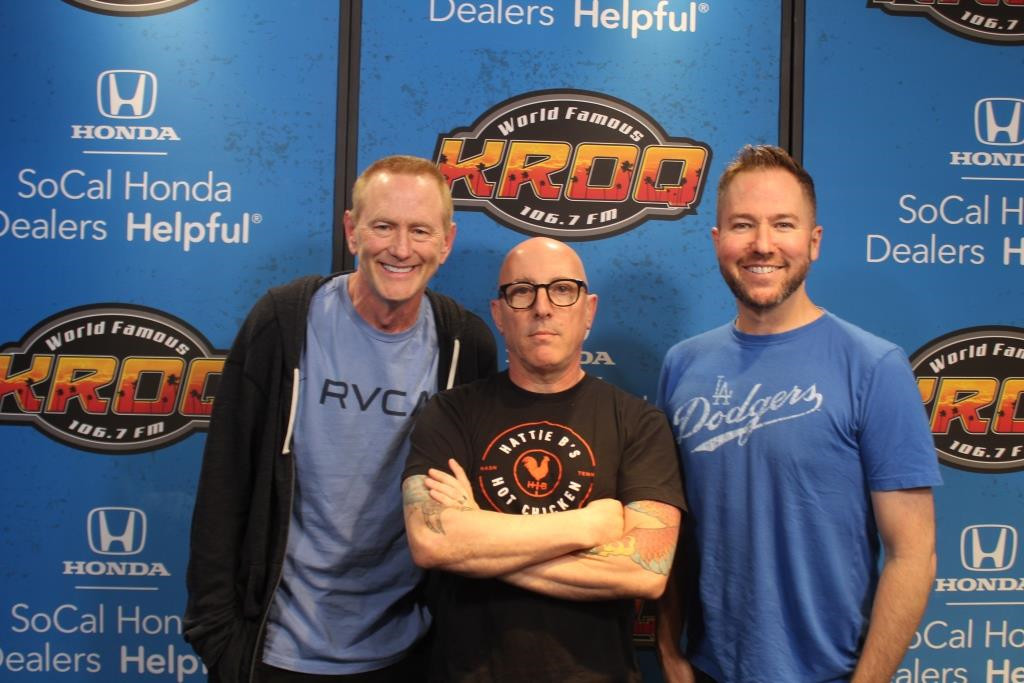 Otto Radio The Kevin & Bean Show on KROQ Thursday April 19th