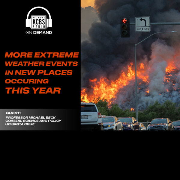 More extreme weather event in new places to occur this year