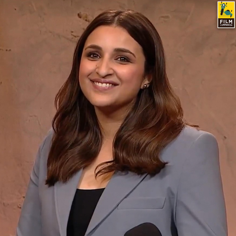 Parineeti Chopra | The Girl On The Train | Spill the Tea with Sneha Menon Desai | Film Companion