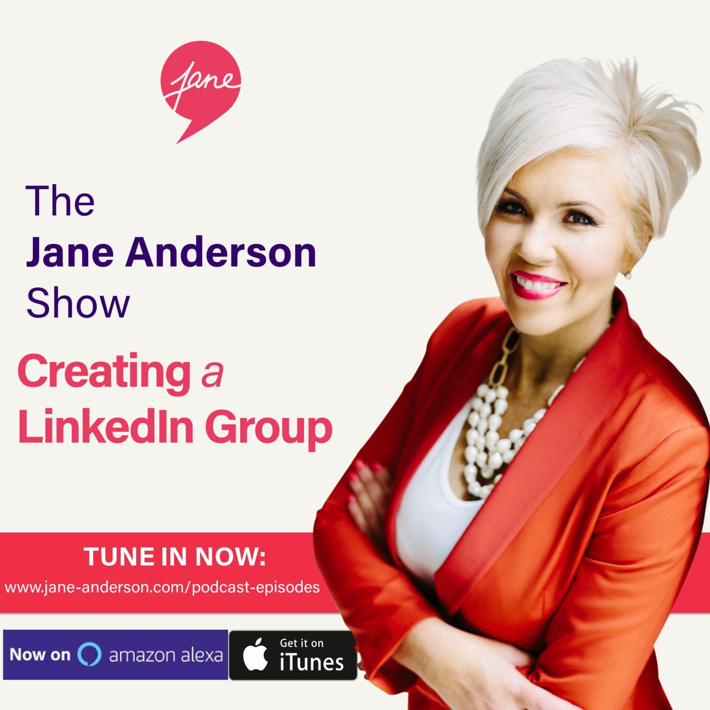 Episode 22 - Creating a LinkedIn Group
