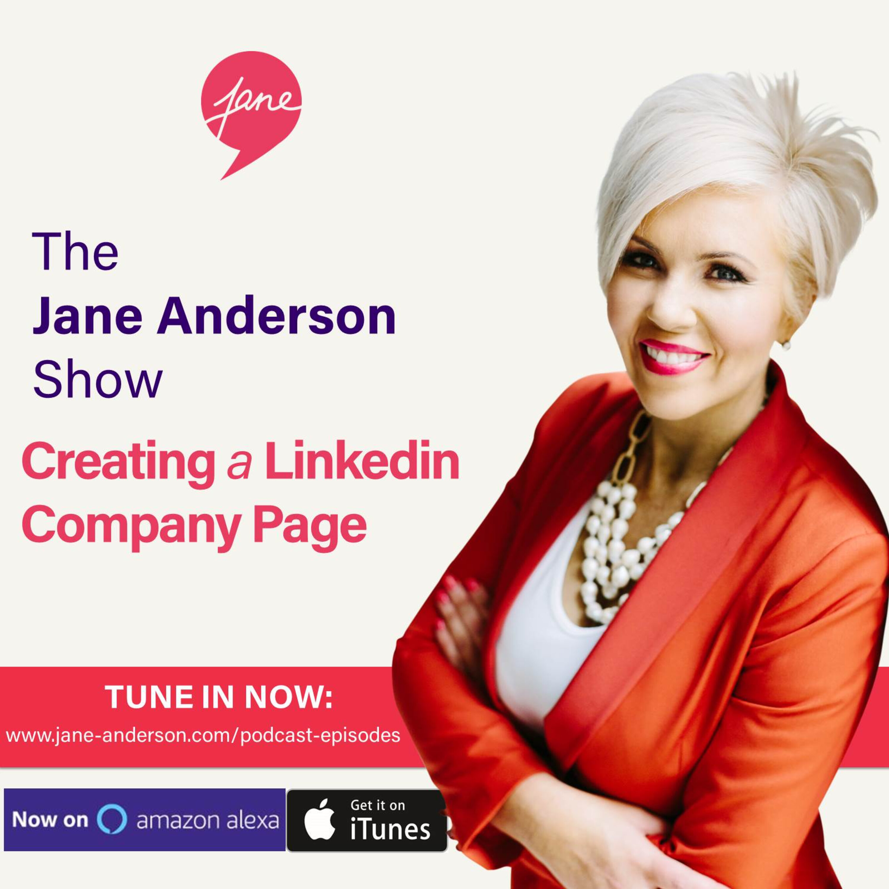 Episode 27 - Creating a LinkedIn Company Page