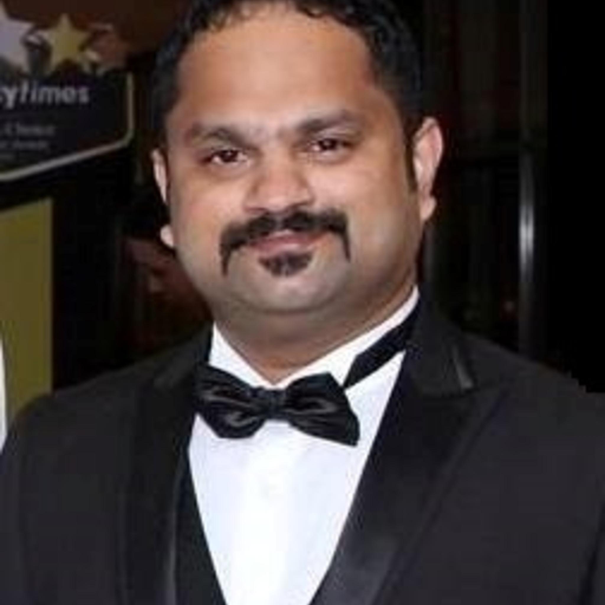 Mr  Binesh Panicker on Radioactive