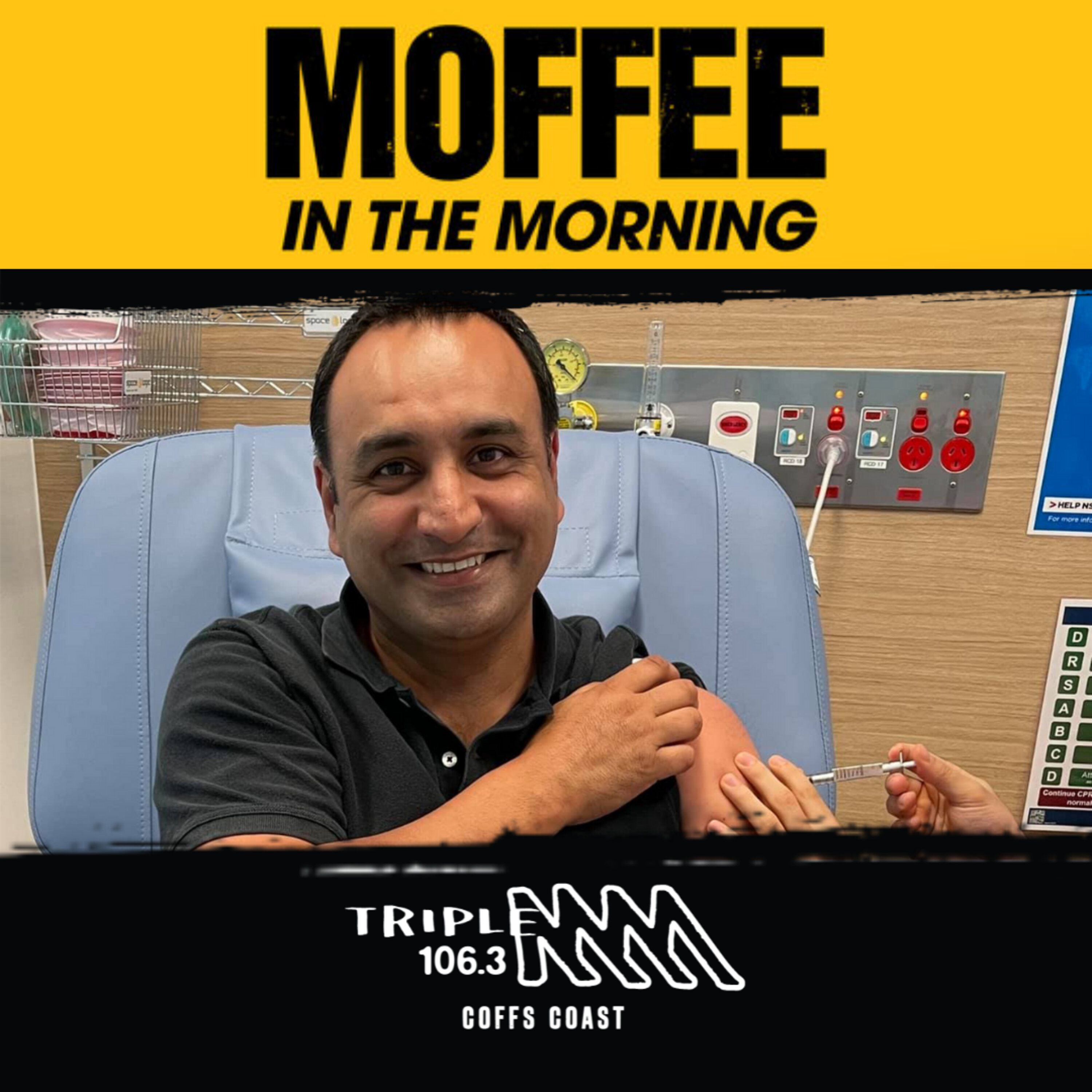Gurmesh Singh on Low Vaccination Rates for Coffs Region and Vax Hub Open This Weekend