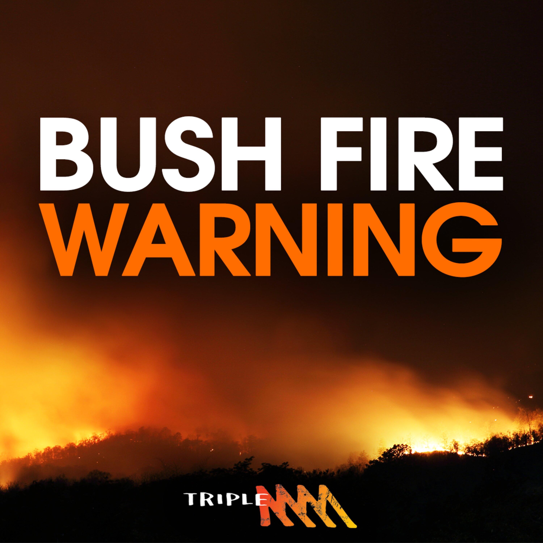 Bushfire Update - Allen Gale, DFES (21 Feb 3:15pm)