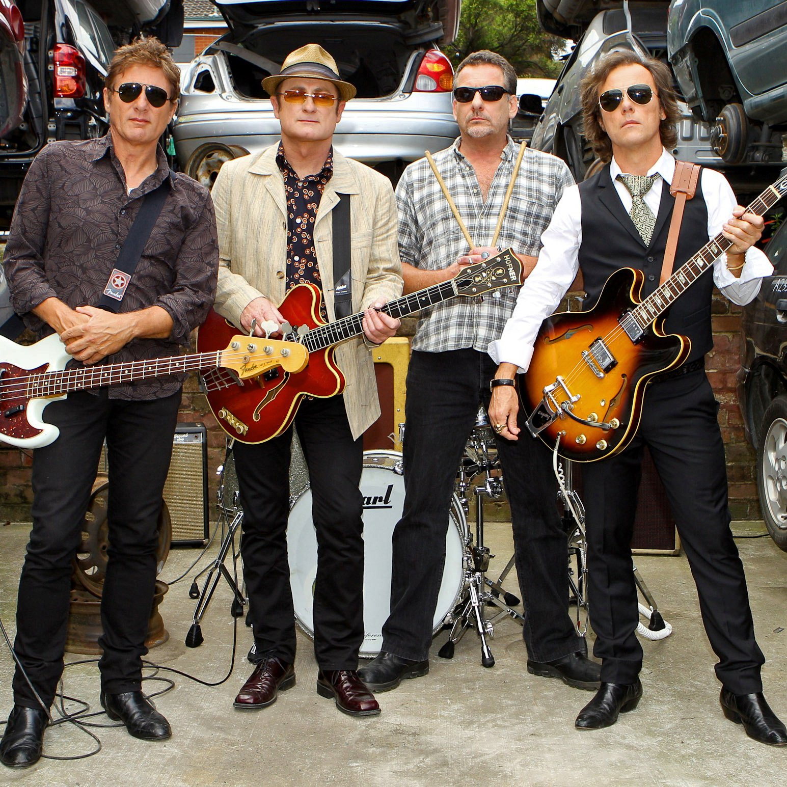 The Hoodoo Gurus Join Ugly Phil To Kick-Off OzTober With A Whole Week Of Lunches
