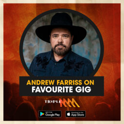INXS' Andrew Farriss On His Favourite Live Music Moment