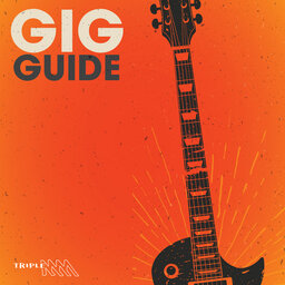 Triple M Sydney's Gig Guide with Becko 16th January.