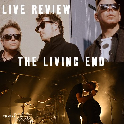 What we thought of The Living End's new music preview show.