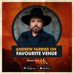 Andrew Farriss From INXS Shares His Favourite Venue To Play