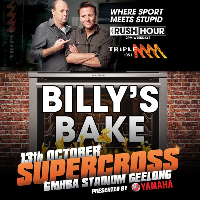 Billy's Best Bakes Of 2018 | Billy Bakes Mick Molloy!