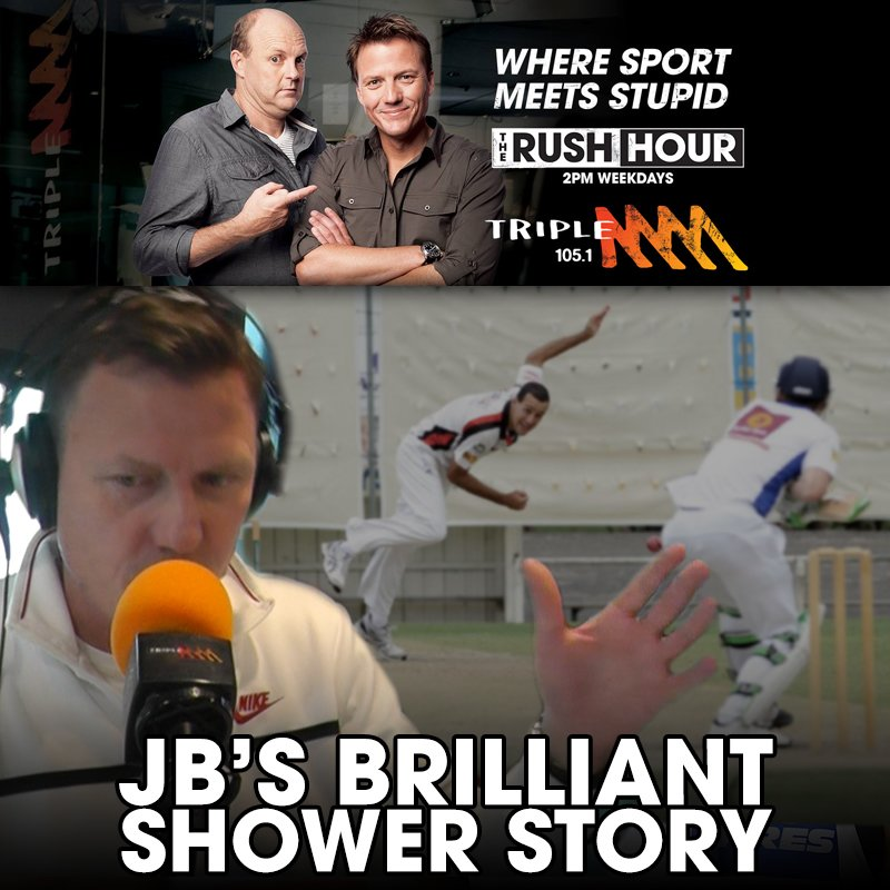 JB's Hilarious Shower Story While Playing Cricket