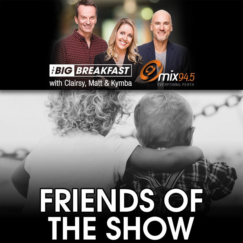 Friends of the Show - Divinyls' Mark McEntee, Yumi Stynes, Jeff Apter, Damien Martin, Jimmy Barnes, Alan Tongue, Jake Shears, Scott Pape, Rob Broadfield