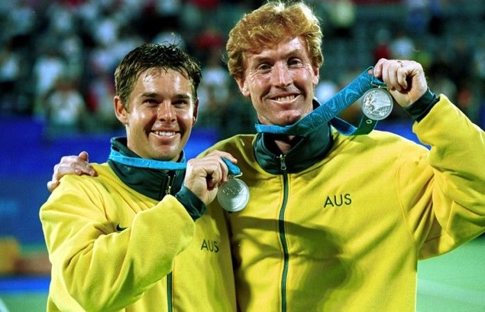 Todd Woodbridge Chats Davis Cup With Josiah And Elly