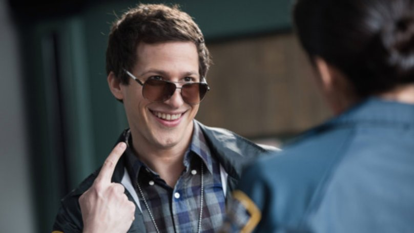 Our Hilarious Chat with Andy Samberg!