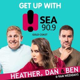 Heather, Dan & Ben pitch an idea to Deputy Mayor Donna Gates