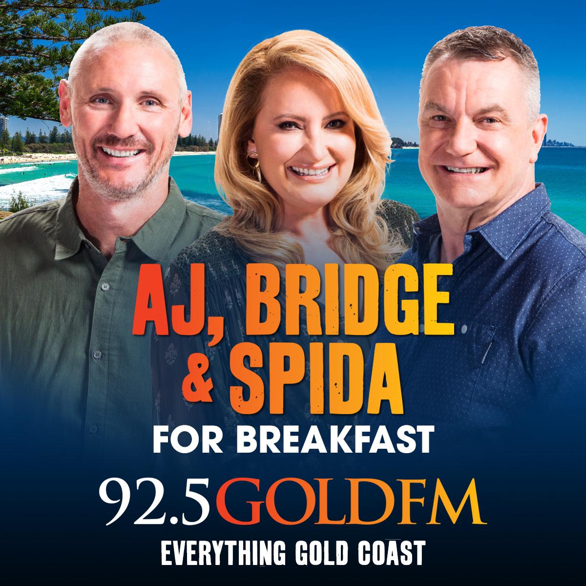 AJ, Bridge and Spida - Weds 21st March