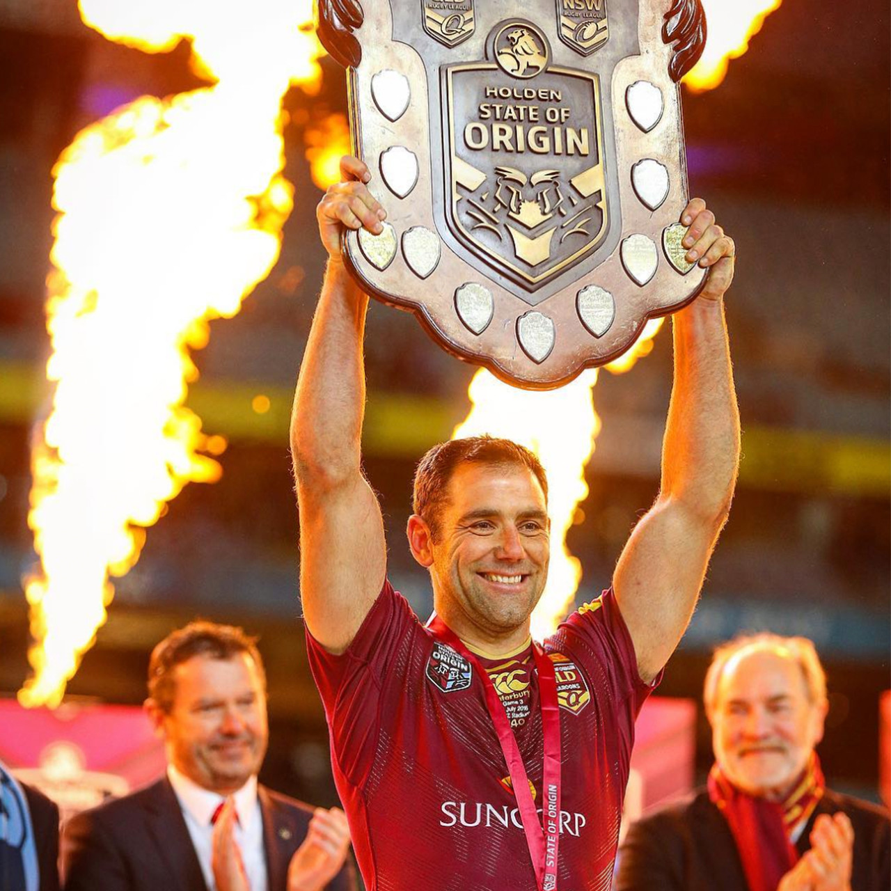 """""""He's been our greatest tormenter"""" - The Cam Smith retirement podcast"""