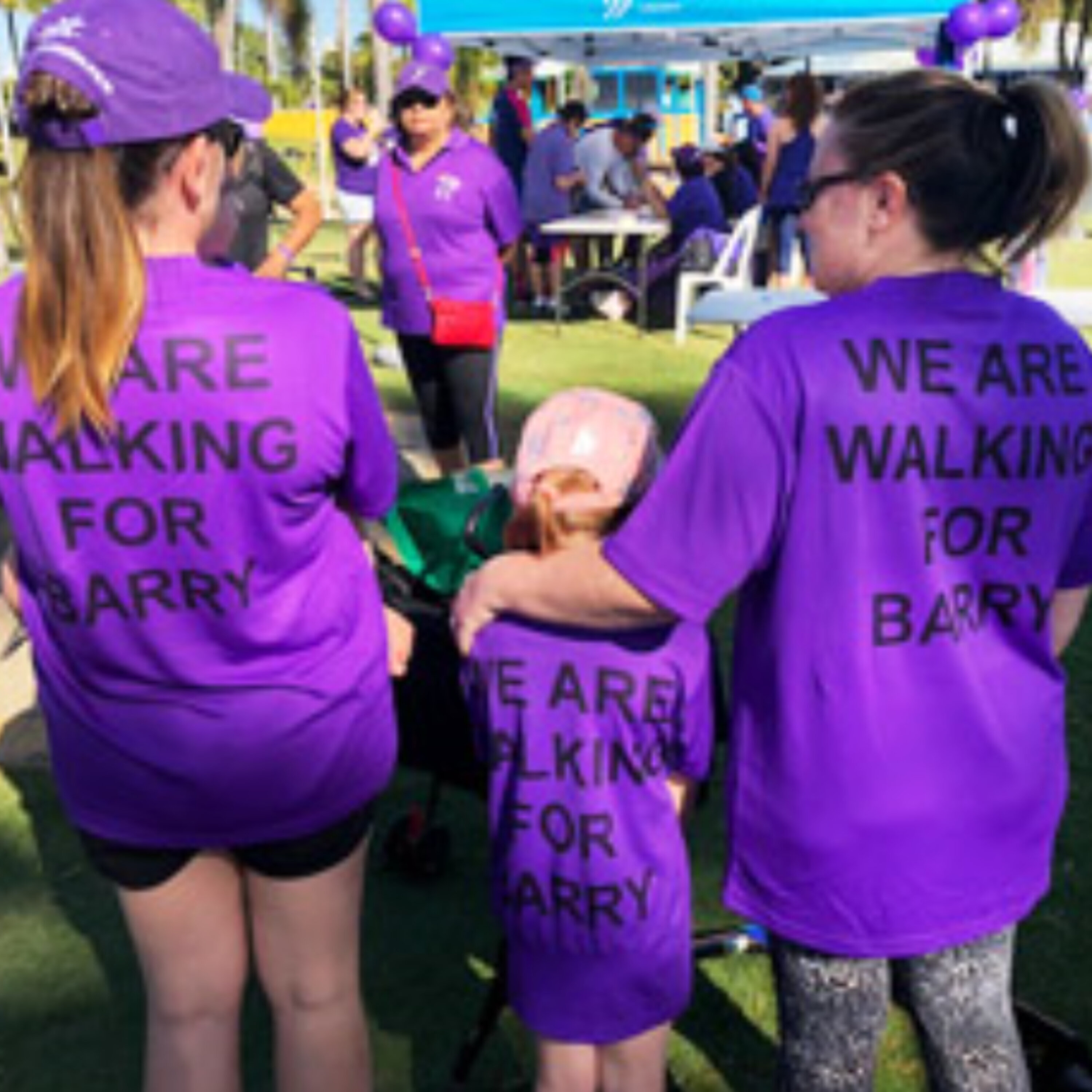 Pricey 's Chat About The Pancreatic Walk