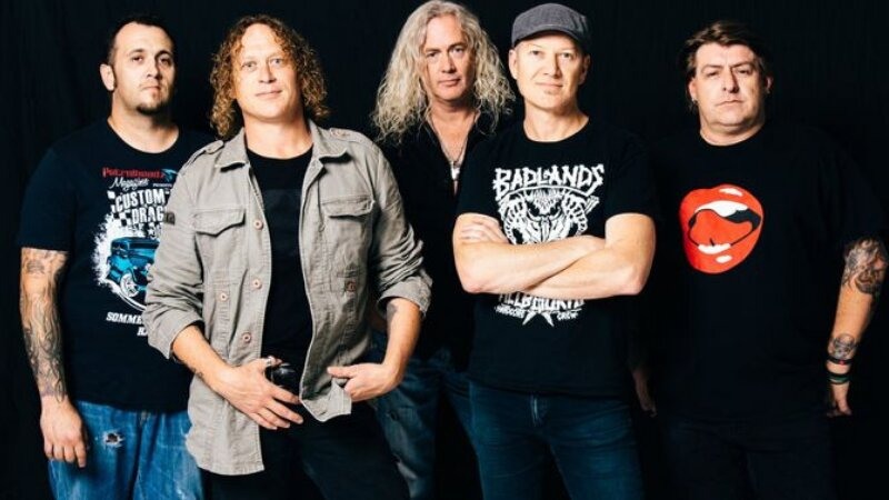 Screaming Jets 30th Anniversary tour