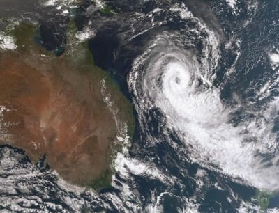 Update on Tropical Cyclone Oma