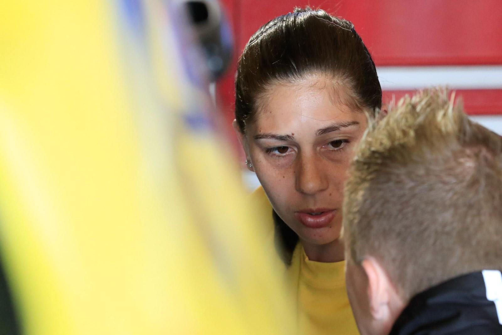Janelle Navarro leading the way for women in motorsport
