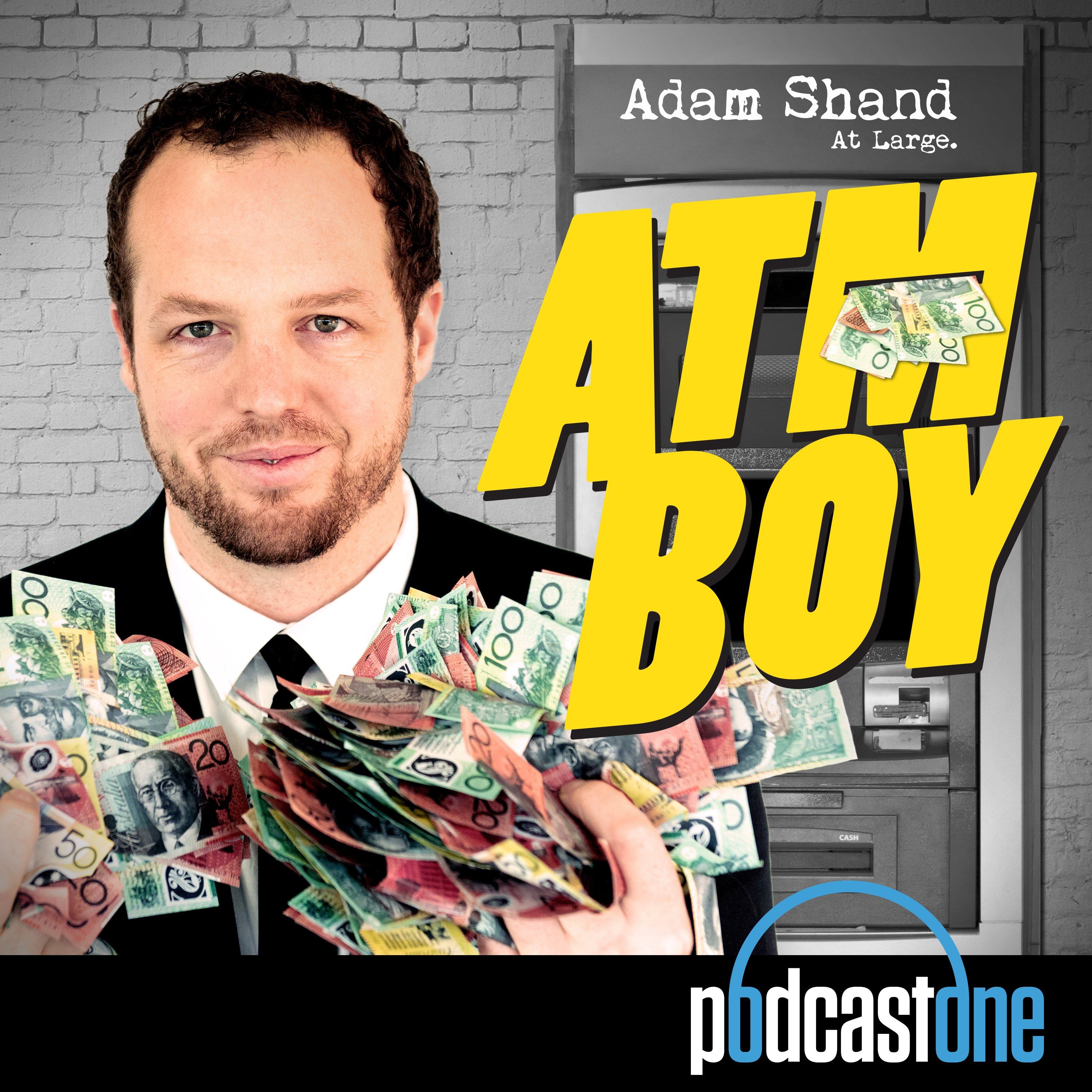 Stephen talks to Adam Shand about his show on Podcast One