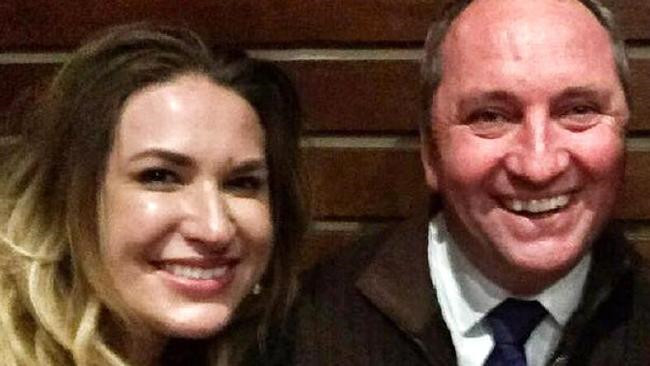 Stephen chats to Sharri Markson who broke the Barnaby Joyce affair story