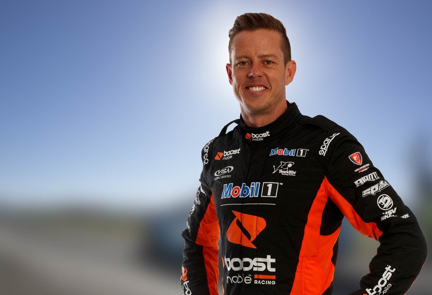 James Courtney - the last man to win a Supercars night race