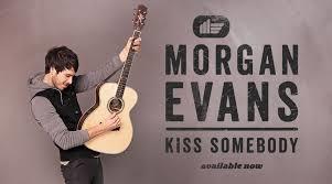 Morgan Evans back home for a flying visit