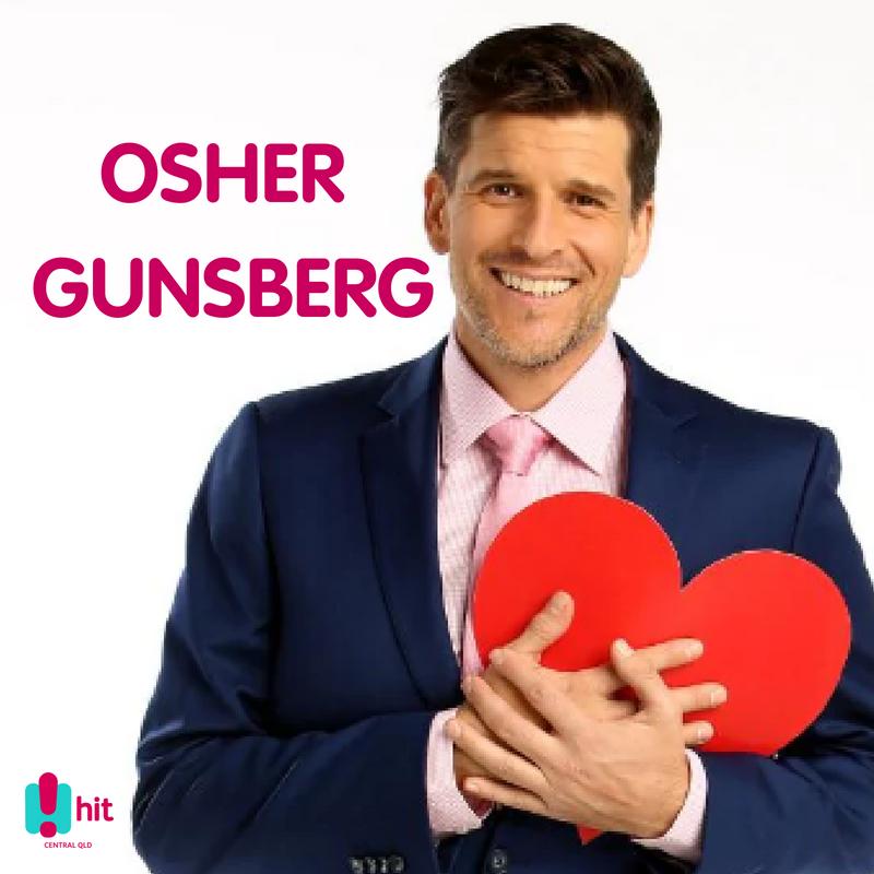 Tim got Osher Gunsberg's name wrong and he wasn't happy...