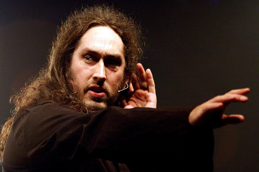Ross Noble Chat