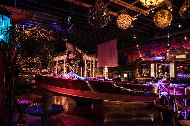 Too Many Themed Bars!